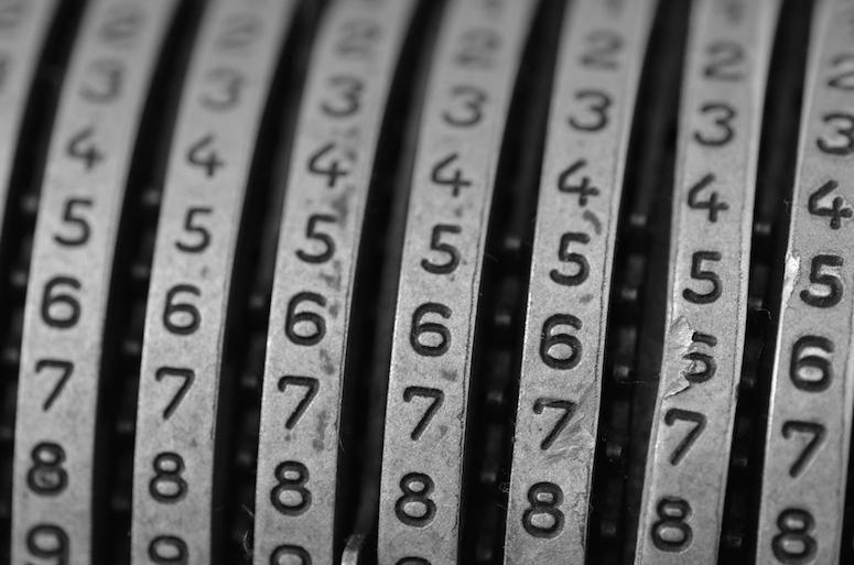 Pillepanikk og tallforståelse