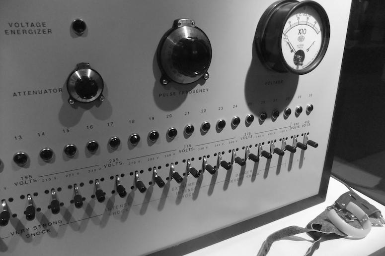 Milgrams autoritetsstudie