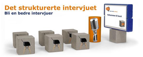Intervjuteknikk-kurs i regi av cut-e: Det kompetansebaserte strukturerte intervjuet (1dag)