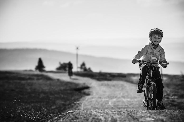 Er det bare tull å bruke sykkelhjelm?