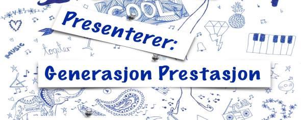 BOKLANSERING: Generasjon prestasjon. Hva er det som feiler oss?