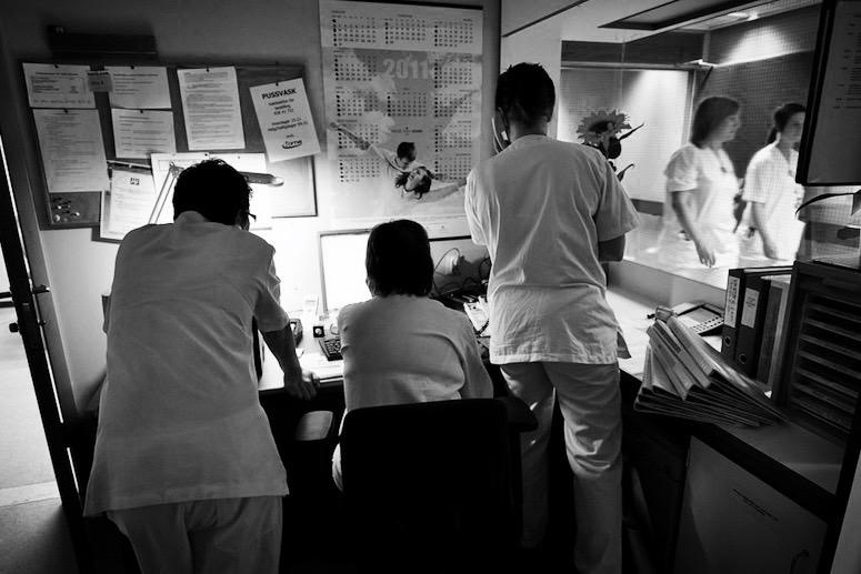 – Et godt arbeidsmiljø er viktig for pasientsikkerheten