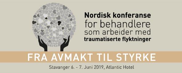 Nordisk konferanse for behandlere som arbeider med traumatiserte flyktninger