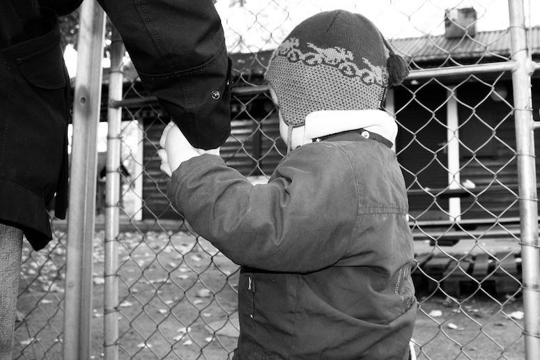 Å ta farvel i barnehagen skaper utfordringer for mange foreldre