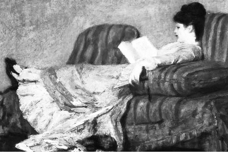 Er det sunt å lese romaner?