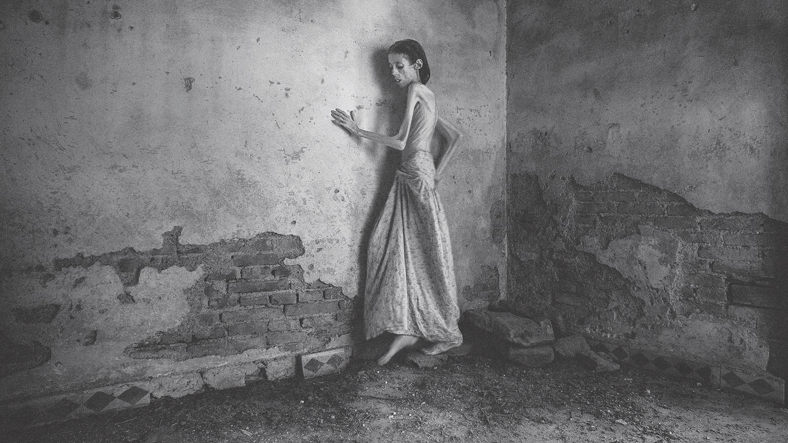 Ny fotoutstilling: Lene Marie Fossen ville stanse tiden