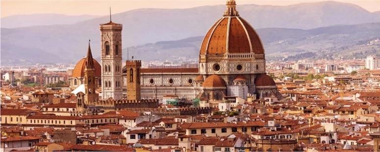 Keiron arrangerer Firenze-seminar (makt og verdighet) for ledere