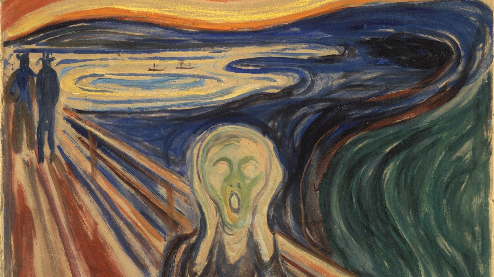 Den eksistensielle angsten og hva den fortelleross